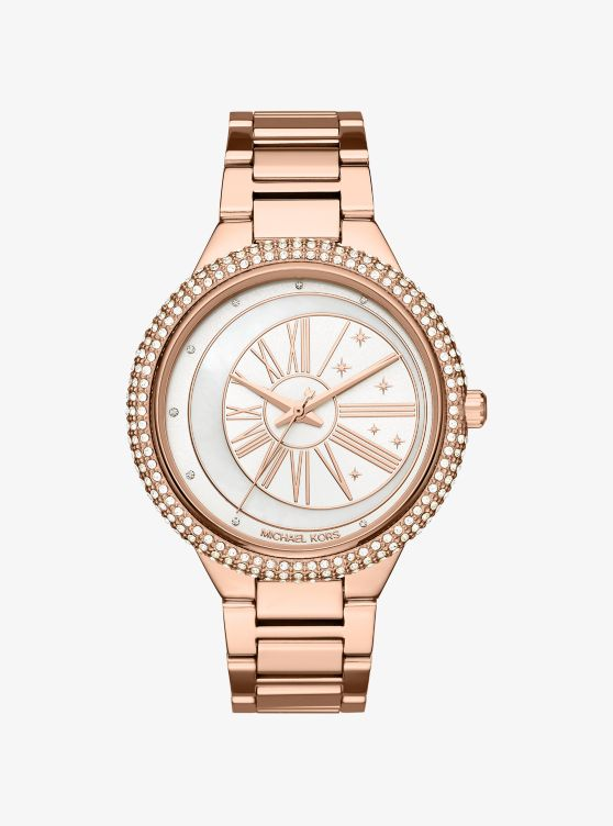 Taryn Rose Gold-Tone Watch