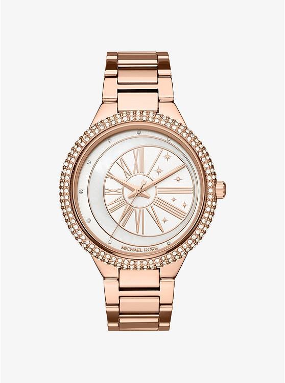 Taryn Rose Gold-Tone Watch