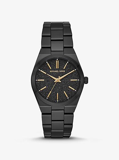 1fcd01d5a429 Channing Black-Tone Watch