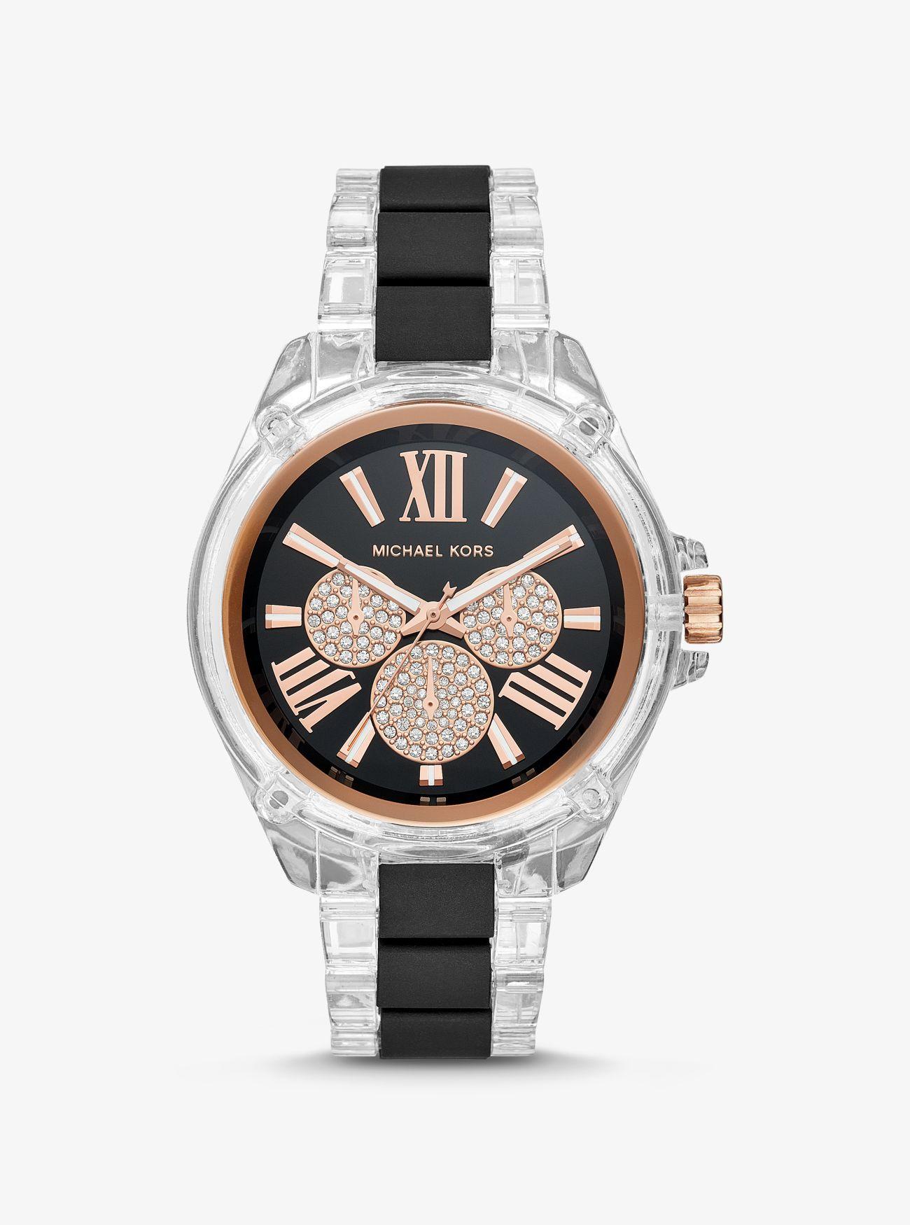 Reloj Dorado Tono De Rosa Acetato Wren En ohQdxtrCsB