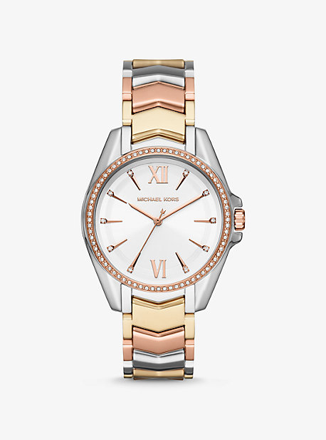 ab146fdd88f53 Women's Designer Rose Gold-tone Watches   Watches   Michael Kors
