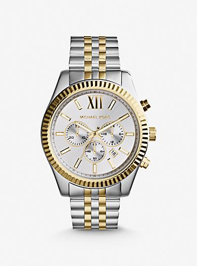 michael kors �� Lexington Gold-Tone Watch �� $275.00$275.00 �� QUICKVIEW