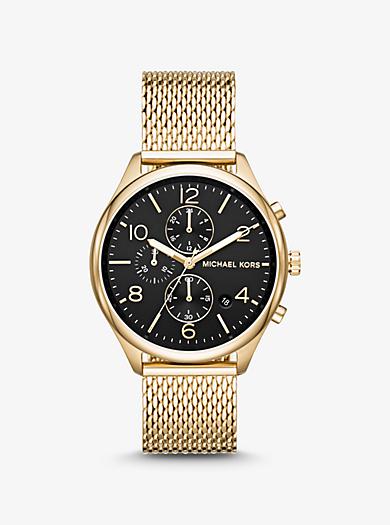 Designer Watches For Men | Men S Designer Watches Watches Michael Kors