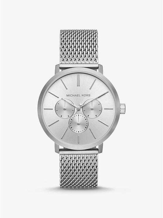 cfe1b91a691f Reloj Blake Plateado De Malla