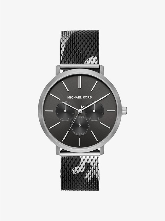 061c659ba2b1 Reloj Blake De Malla En Dos Tonos