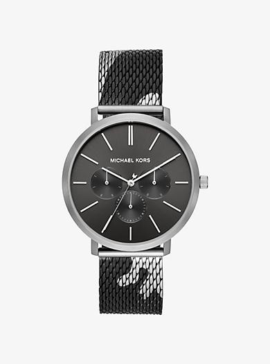 ba523a6d724b Blake Two-Tone Mesh Watch