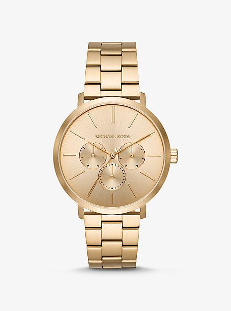 6a5ceb93e81a Blake Gold-Tone Watch · michael kors ...