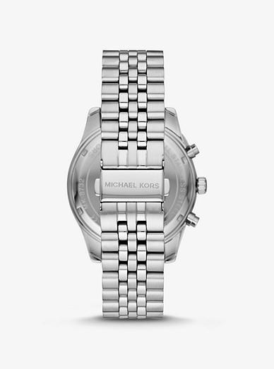Lexington Two Tone Watch