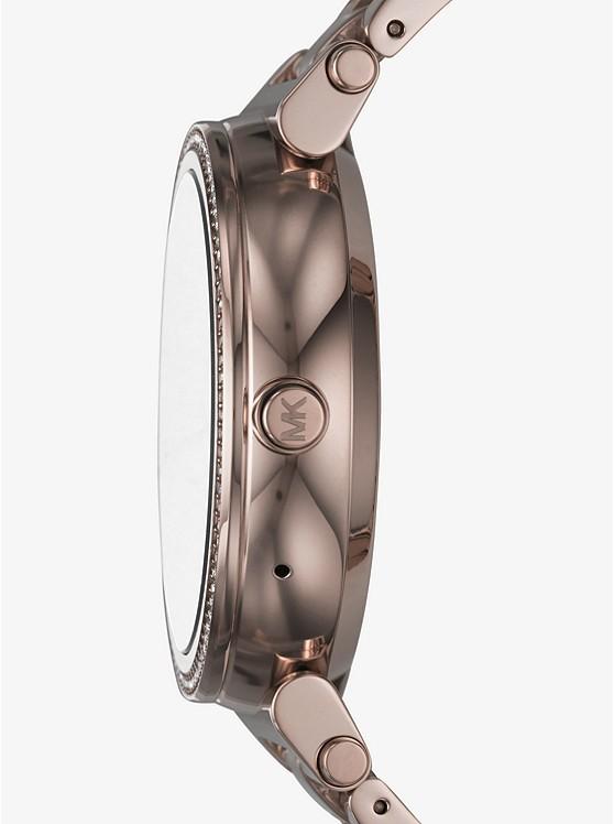c928ce2d9738 Sofie Pavé Sable-Tone Smartwatch Sofie Pavé Sable-Tone Smartwatch ...