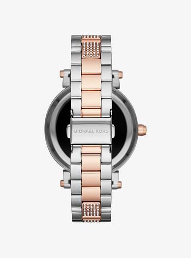 Sofie Pavé Two Tone Smartwatch