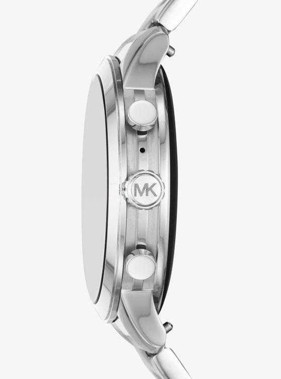 Runway Silver-Tone Smartwatch