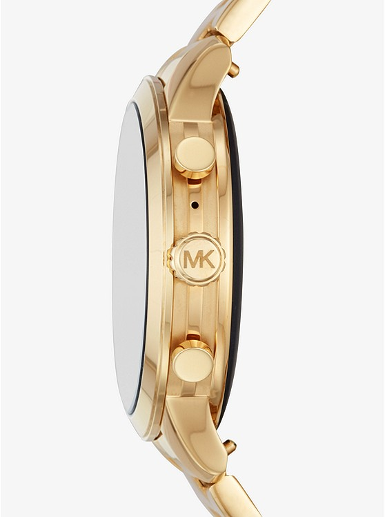 Runway Gold-Tone Smartwatch_preview1