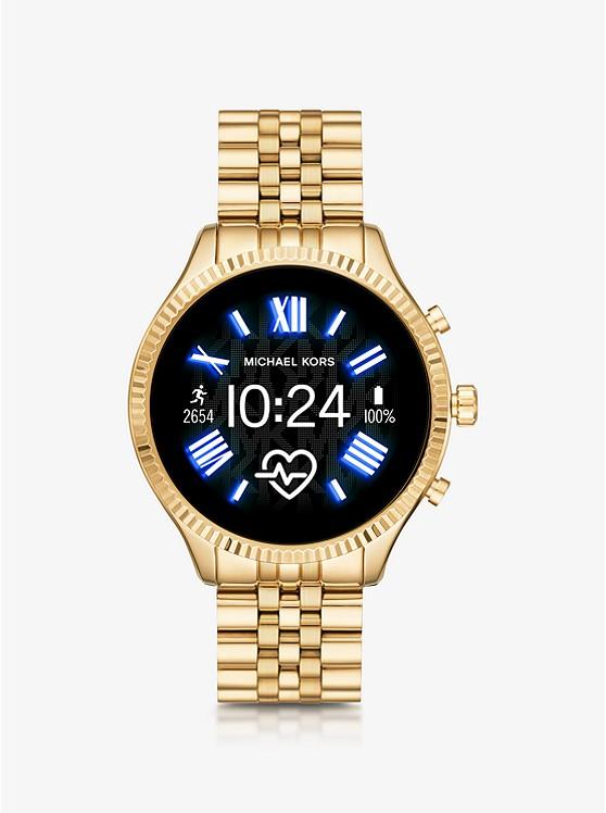 Smartwatch Lexington 2 tonalità oro