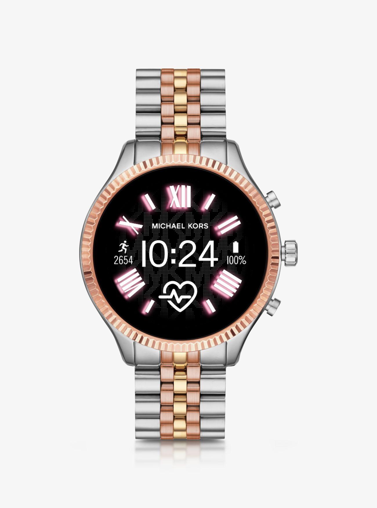 reloj mk hombre smartwatch