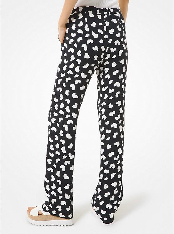 Petal Viscose Pajama Pants