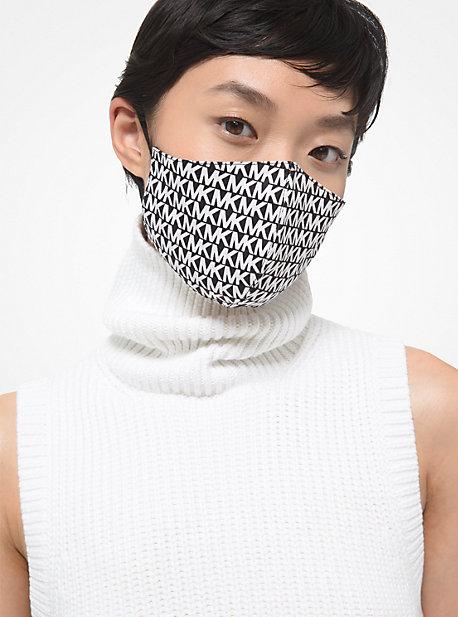 마이클 마이클 코어스 로고 마스크 Michael Michael Kors Logo Stretch Cotton Face Mask