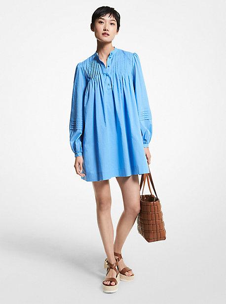 마이클 마이클 코어스 론 원피스 - 2 컬러 Michael Michael Kors Cotton Lawn Dress