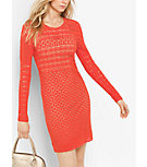 Hand-Crocheted Cotton Dress
