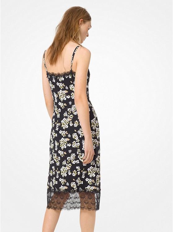 Floral Matte-Jersey Slip Dress Floral Matte-Jersey Slip Dress ... 693022f20