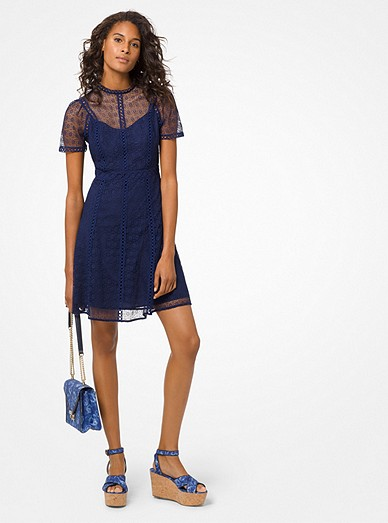 Floral Lace Dress  27e39cbcf569